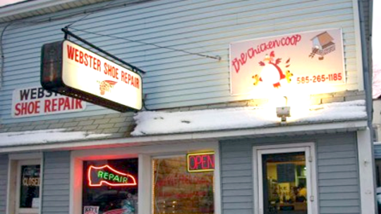 BC's Chicken Coop, 9 South Ave., Webster.
