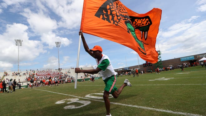 The Rattlers return to Bragg this week with a 2-2 record. They'll face North Carolina Central next.