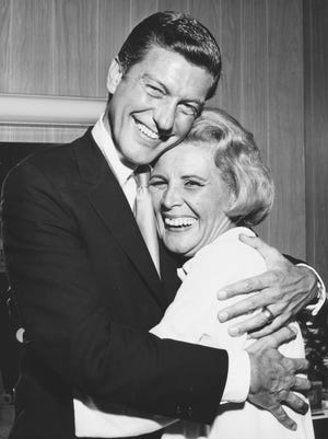 "The documentary ""Wait for Your Laugh"" includes rare backstage footage of Dick Van Dyke and Rose Marie."