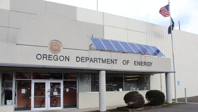 Oregon Department of Energy.