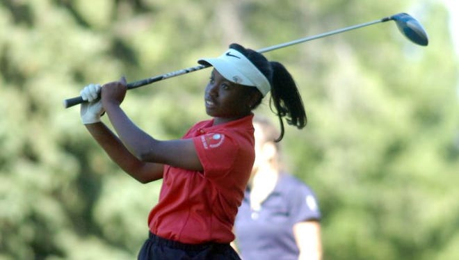 North Farmington-Harrison junior Alana Jones is a perennial all-area golfer and one of the best in the state.