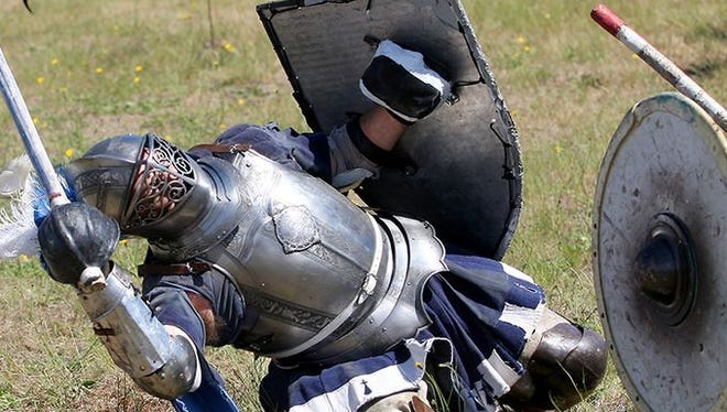 The annual Kitsap Medieval Faire takes place this weekend.