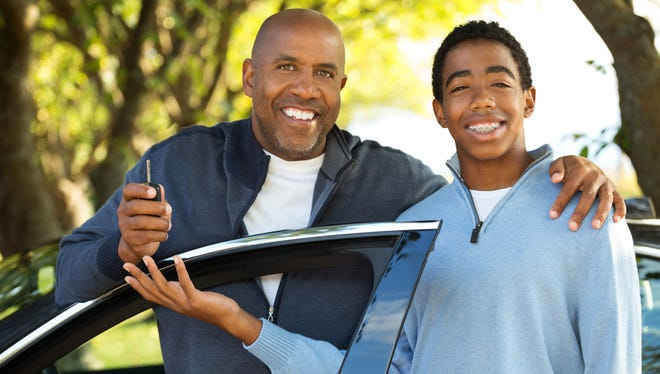 Whenever a teenager gets behind the wheel, they're taking on a big responsibility.