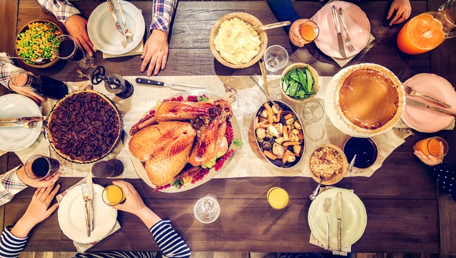 Feast with family without breaking the bank this Thanksgiving.