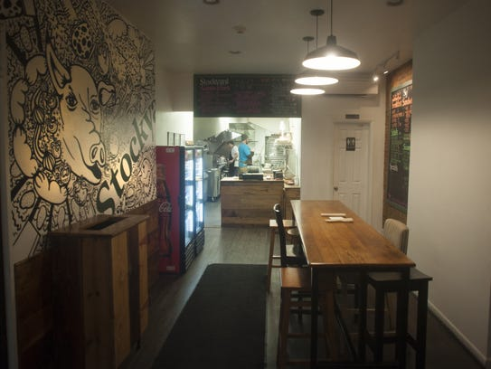 Stockyard Sandwich Company is located at 1541 Spring