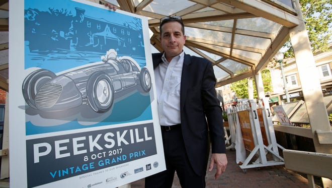 Richard Pepe of Croton-On-Hudson, has organized the Peekskill Vintage Grand Prix, set to take place in October.