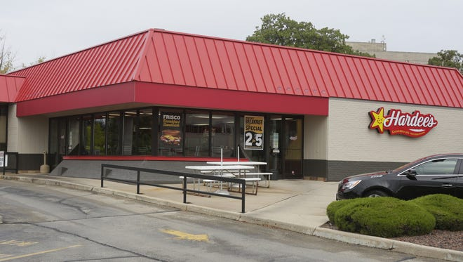Hardee's, 409 Algoma Blvd., is undergoing an interior remodeling project.