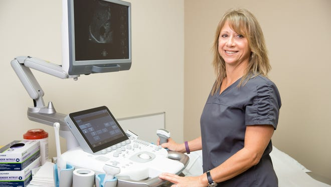 Susan Reed is a Registered Diagnostic Medical Sonographer with Health First Medical Group's Radiology Department.