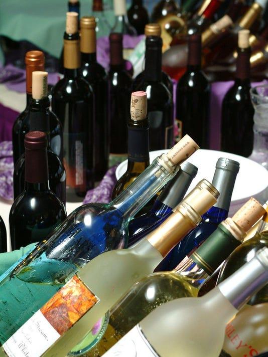 Finger Lakes Wine Festival.