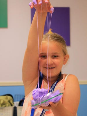Kids learn while also having fun at Sciencenter Summer Camps.