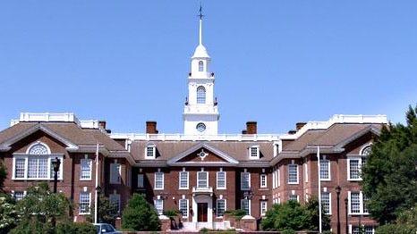 Legislative Hall