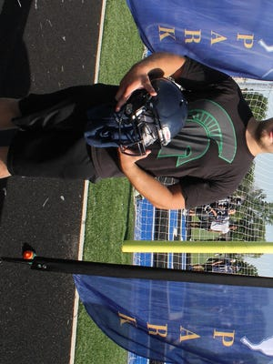 Mike Panasiuk verbally committed to Michigan State on Monday, June 8, 2015.