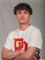 Troy Mantanona, Palm Desert wrestler at Desert Sun