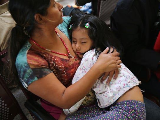 Cientos de menores centroamericanos podrían calificar