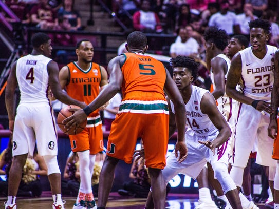 With Florida State's 66-57 victory over Miami, the