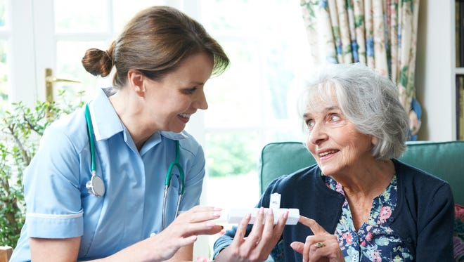Communities across the nation face a shortage of direct care workers -- paid caregivers such as certified nursing assistants and home health aids.