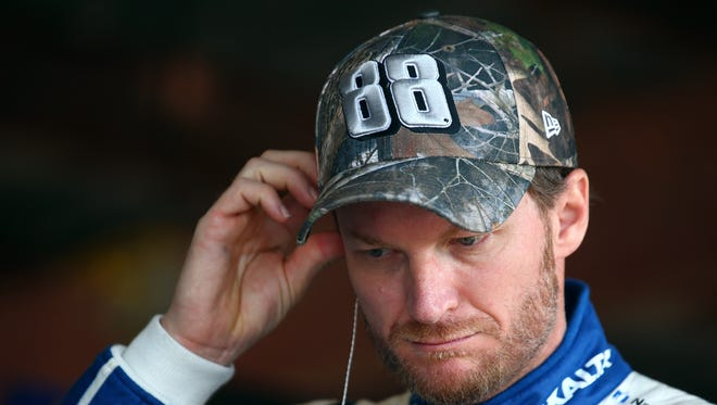 'The eedback's been great,' said Dale Earnhardt Jr. on Friday on his decision to announce his retirement this week.