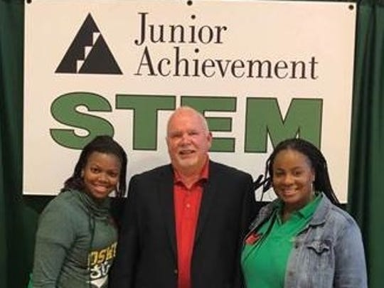 Junior Achievement of South Central Pennsylvania is sharing two of its innovative and groundbreaking programs, STEM Summit and REAL Life, a Financial Literacy, with JA Bahamas.  Tom Russell, JASCPA President, and key members of the Junior Achievement of South Central Pennsylvania family conceptualized, developed, implemented, and expanded STEM Summit and REAL Life, a Financial Literacy Program from the ground up.  After receiving a special variance from JA USA, JASCPA built both programs to reach an entire class of high school students in one day.  In the past six years, Junior Achievement of South Central Pennsylvania has reached over 56,450 students through the STEM Summit and REAL Life programs alone.  their very first STEM Summit on March 10, 2018 to 100 ninth grade students at St. John College High School.  Junior Achievement of South Central Pennsylvania is proud to share the programming developed here in South Central Pennsylvania with other JA offices.  Inspiring and empowering young people to own their own economic success is a universal need around the world and Junior Achievement of South Central Pennsylvania stands ready to share its experience, time, and innovative programming to benefit today's youth and tomorrow's future.