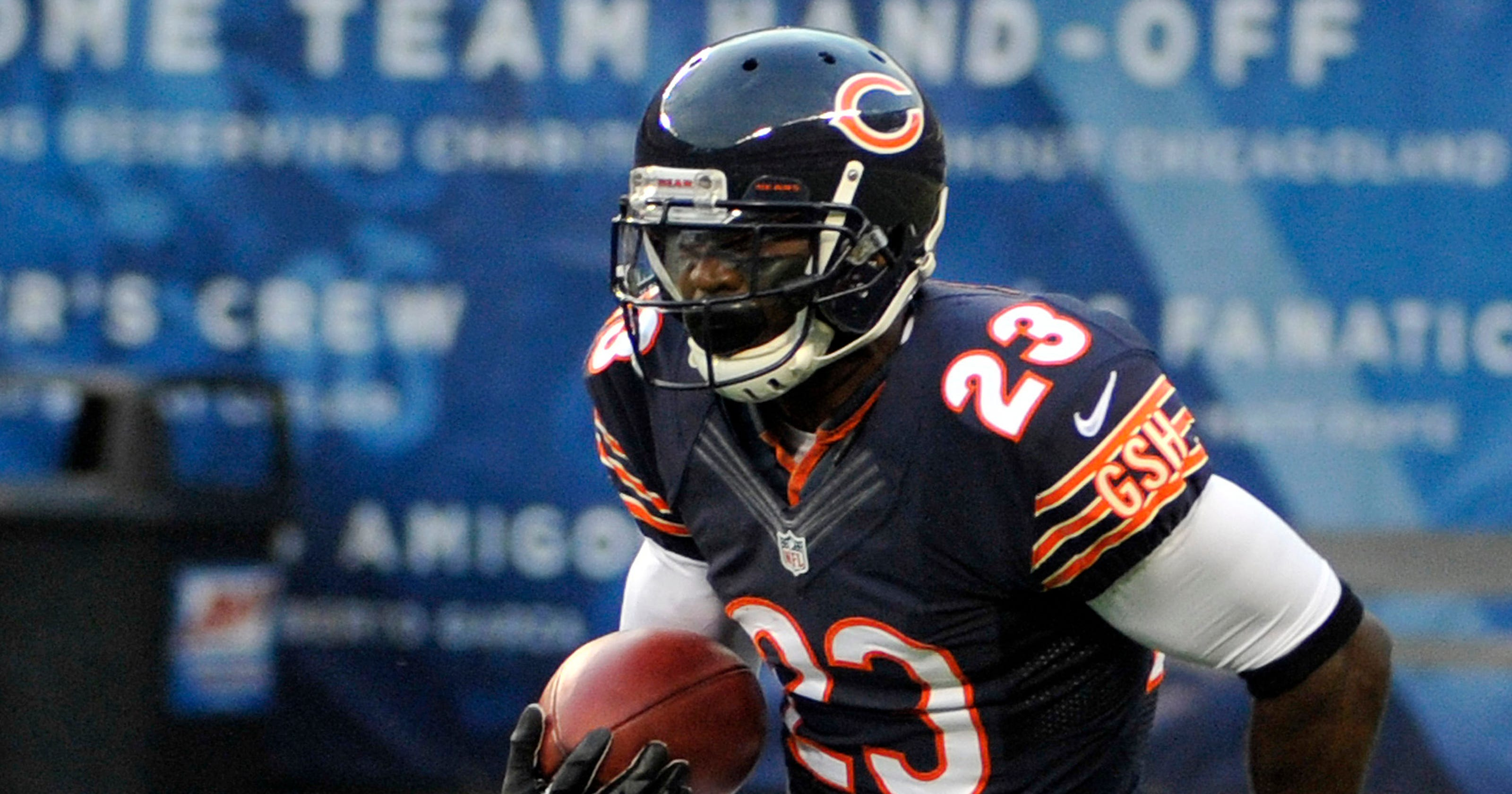 07d9fedd1 Bears  Devin Hester comfortable focusing on just returns