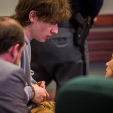 Crime. Dismissal of charges against Sawyer possible