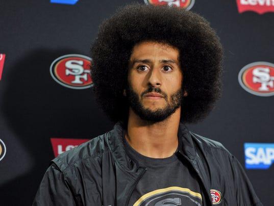 Colin Kaepernick: False rumors of conversion tied to Islamophobia