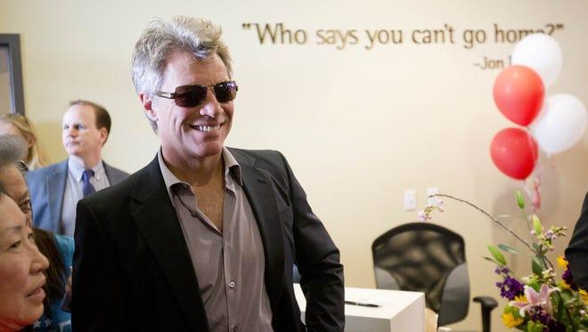 Jon Bon Jovi: Party animal?
