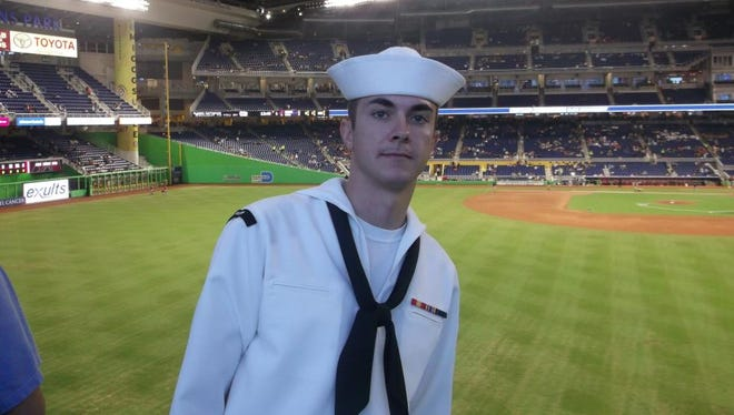 Randall Smith, a Navy petty officer, died July 18, 2015, of wounds suffered in a shooting in Chattanooga, the U.S. Navy reports.