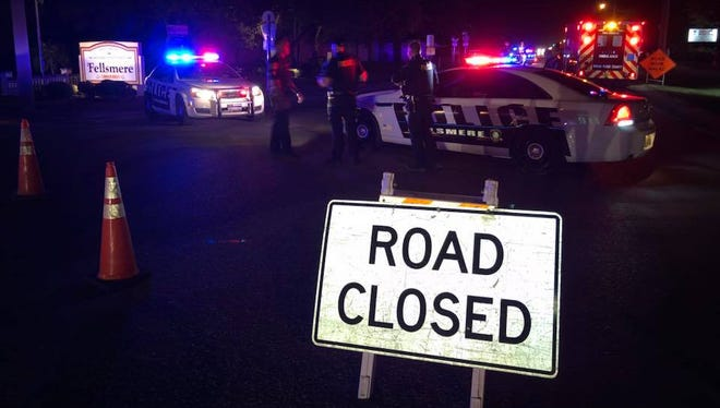 A bicyclist was killed on County Road 512 March 13, 2018.