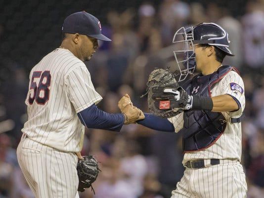 MLB: Philadelphia Phillies at Minnesota Twins