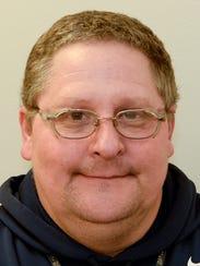 David Saunders welding instructor and welding program