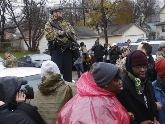 Killings by Police Minneapolis