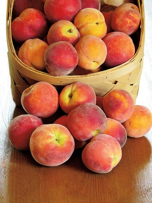 Peaches are perfect to enjoy any time, but especially during the summer months.