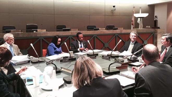 The city of Tallahassee's Ethics Board met today for the first time.