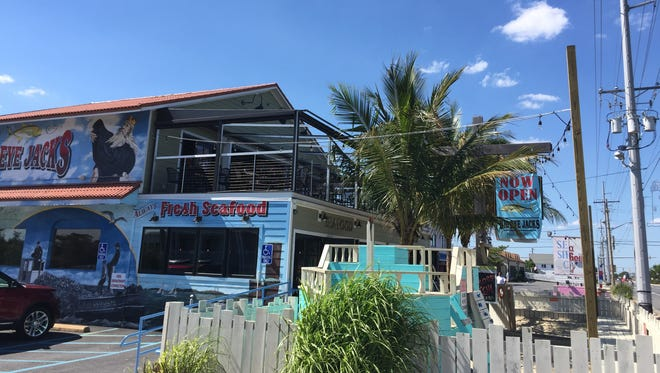 Ropewalk in Fenwick Island is being changed and rebranded as Big Eye Jacks.