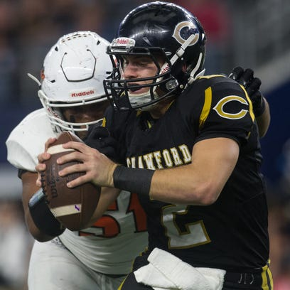 Building a wall: Refugio's defensive line linchpin of stingy defense