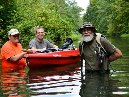 Auburn University's James Godwin, and his team of scientists