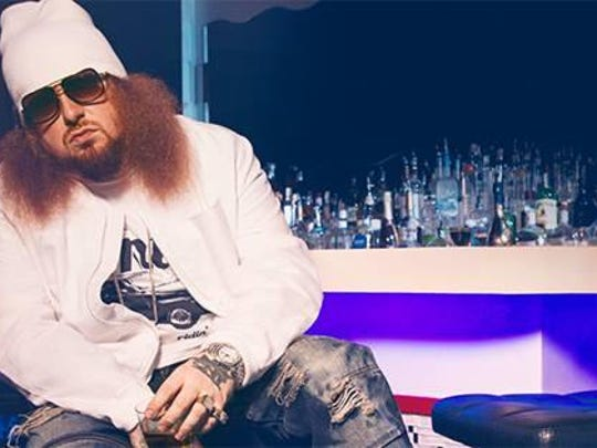 Hip-hop artist RITTZ and supporting artists will be at the Regency Live on Friday night. Tickets are $22 in advance, $25 day of show, $75 for a meet-and-greet.
