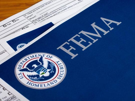 FEMA runs the National Flood Insurance program.