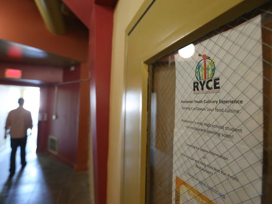Rochester Youth Culinary Experience