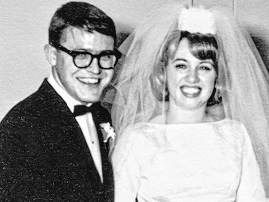 Browning Wedding, 1965