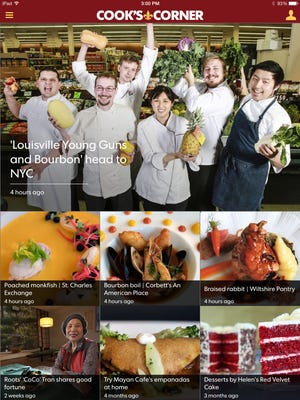 Cook's Corner App