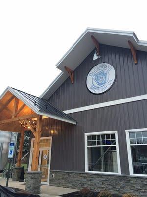 Bluestone Brewing Company in Sayre opened on Nov. 18.
