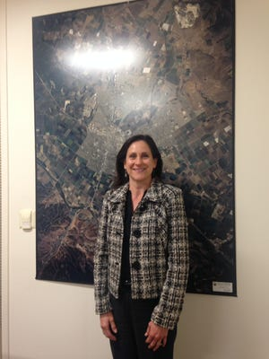Lisa Brinton recently joined the City of Salinas as a senior planner.