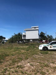 The Lee County Sheriff has confirmed an officer-involved shooting.