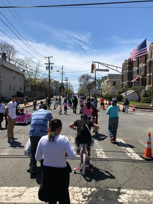 """The """"open streets"""" of New Brunswick Ciclovia are  back on June 9 with a car-free route spanning several city streets and two parks for a day of healthy and cultural summer fun."""