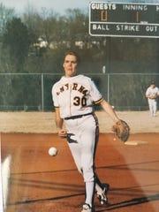 Jaclyn Story Ward was a three-sport star for Smyrna