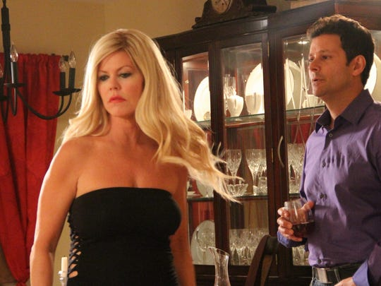 """Who's Jenna...?"" stars Tracey Birdsall and Bill Sorvino will attend the romantic comedy's May 20 premiere at House of Independents in Asbury Park."