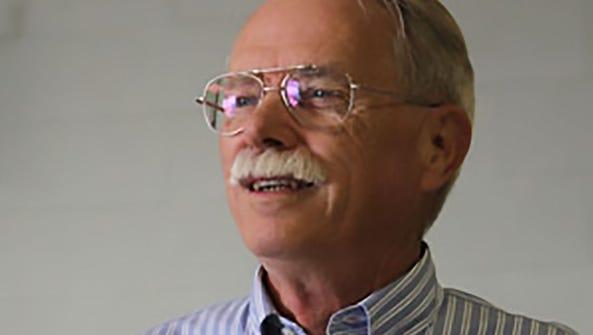 Jim Naismith, the last surviving grandson of Dr. James