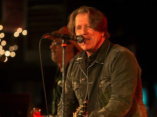 John Eddie performs at the Stone Pony  in Asbury Park