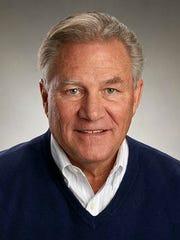 Steve DeGroat, El Paso Health board chairman.